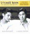 Sticker Book TVXQ 002