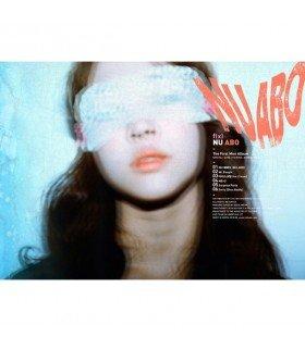 f(x) (에프엑스) Mini Album Vol. 1 - Nu Abo