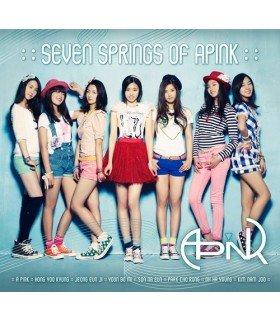 Apink Mini Album Vol. 1 - Seven Springs of Apink
