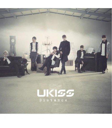 U-Kiss - Distance (Type B) (édition limitée japonaise)