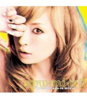 Ayumi Hamasaki - ayu-mi-x 7 presents ayu-ro mix 4 (édition japonaise)