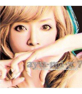 Ayumi Hamasaki - ayu-mi-x 7 - version Acoustic Orchestra - (édition japonaise)