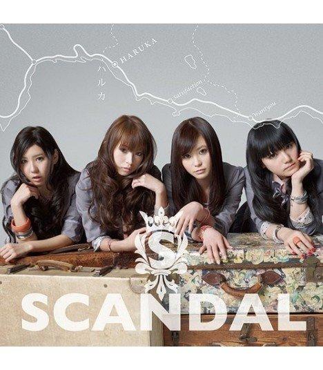 SCANDAL - Haruka (édition normale japonaise)