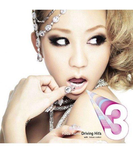 Koda Kumi - Koda Kumi Driving Hit's 3 (édition japonaise)