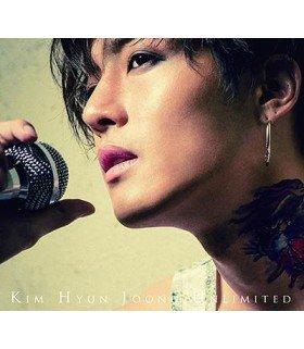 Kim Hyun Joong - UNLIMITED (ALBUM + DVD Type A) (édition limitée japonaise)