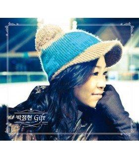 Park Jung Hyun (박정현) Gift (3CD + DVD) (édition coréenne)