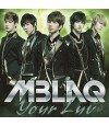 MBLAQ - Your Luv (édition normale japonaise)