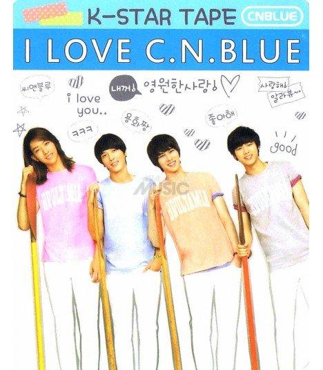 K-STAR TAPE I Love CNBlue