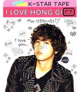 K-STAR TAPE I Love Hong Gi