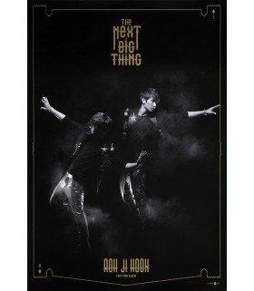 Affiche officielle Roh Ji Hoon Mini Album Vol. 1 - The Next Big Thing