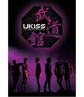 U-Kiss - LIVE IN BUDOKAN 2012 (DVD) (édition japonaise)