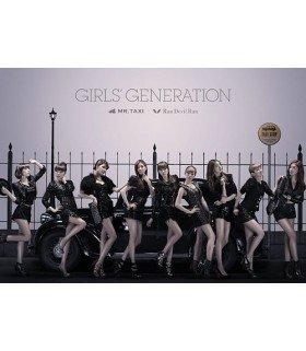 Girls' Generation - MR.TAXI / Run Devil Run (édition normale japonaise)