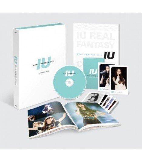 IU (아이유) IU Real Fantasy 2012 Special DVD (édition coréenne)