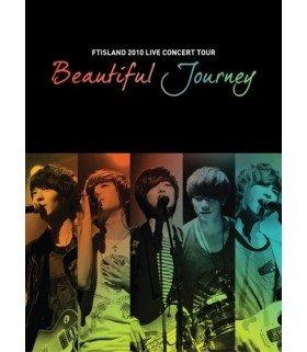FTIsland - FTIsland 2010 Live Concert : Beautiful Journey (2DVDs+Photobook) (édition coréenne)