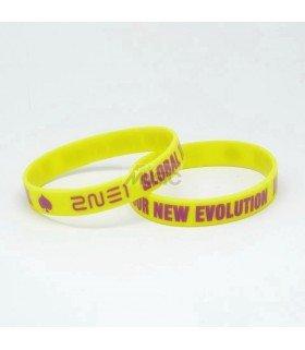Bracelet 2NE1 - NEW EVOLUTION 001