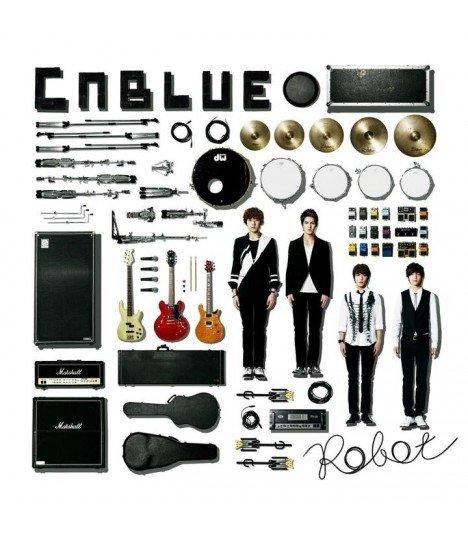 CNBLUE - Robot (édition normale japonaise)