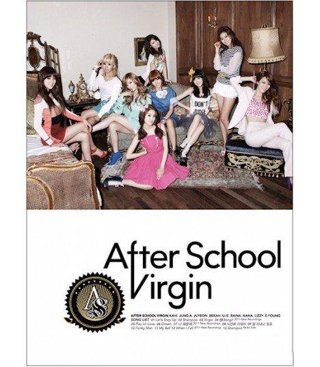 After School Vol. 1 - Virgin (Album+Poster offert)