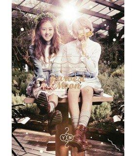 2YOON (투윤) Mini Album Vol. 1 - Harvest Moon (édition coréenne)
