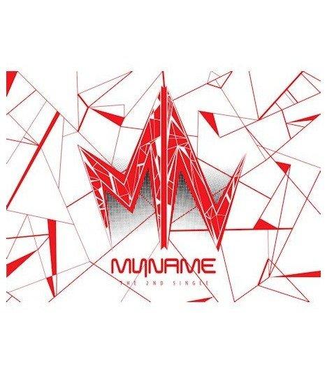 MYNAME (마이네임) Single Album Vol. 2 (édition coréenne)
