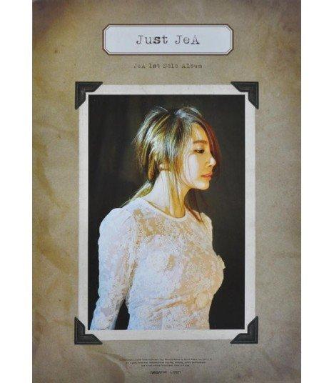 Affiche officielle JeA Mini Album Vol. 1 - Just JeA