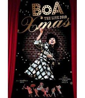 "BoA - BoA The Live 2010 ""X'mas"" (édition limitée coréenne)"