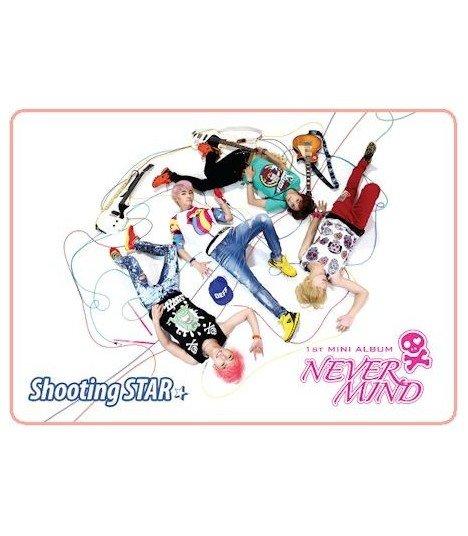 Never Mind (네버마인드) Mini Album Vol. 1 - Shooting Star (édition coréenne)