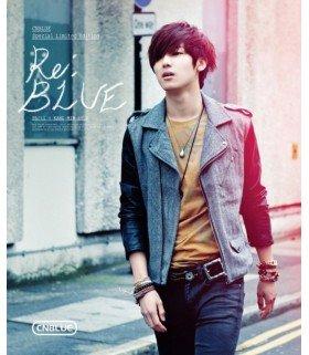 CNBLUE (씨엔블루) SPECIAL EDITION Re:BLUE (CD + DVD + PHOTOBOOK) (Kang Minhyuk)  (édition limitée coréenne)