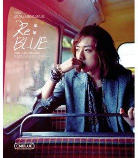 CNBLUE (씨엔블루) SPECIAL EDITION Re:BLUE (CD + DVD + PHOTOBOOK) (Lee Jungshin)  (édition limitée coréenne)