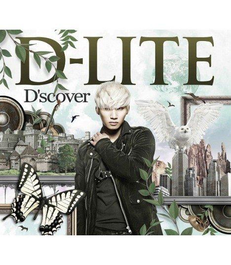 D-LITE - D'scover (édition japonaise)
