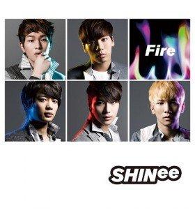 SHINee - Fire (édition japonaise)