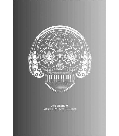BIGBANG - 2011 Big Bang Concert : Big Show Making (Photobook+DVD+Poster) (édition limitée coréenne)