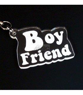 Strap en acrylique Boy Friend 002