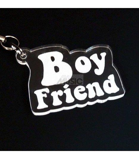 Strap en acrylique Boy Friend 001