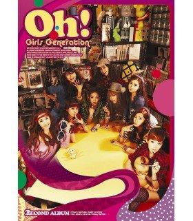 Girls' Generation Vol. 2 - Oh! (Standard Edition)