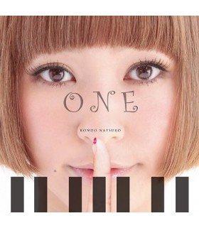 Kondo Natsuko - Kondo Natsuko 1 (ALBUM+DVD+GOODS)(édition limitée japonaise)