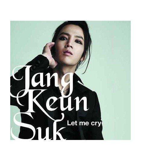 Jang Geun Suk Single Album - Let Me Cry (édition normale coréenne)