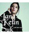 Jang Geun Suk Single Album - Let Me Cry (édition coréenne)
