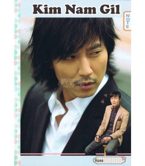 Cahier A5 Kim Hyunjoong 002