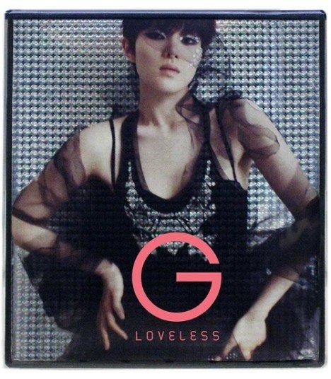 Gummy 1st Mini Album - Loveless