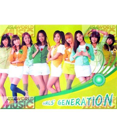 Poster (L) Girls' Generation ( SNSD ) 001