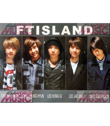 Poster (L) FTIsland 001