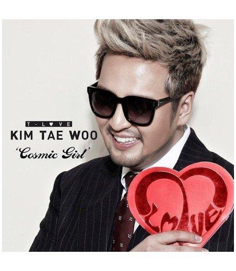 Kim Tae Woo (김태우) Mini Album - T-Love (édition coréenne)