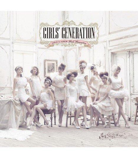 Girls' Generation - Girls' Generation (ALBUM+DVD)(édition limitée japonaise)