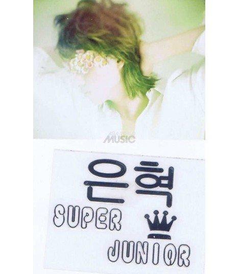 Sticker Métal Super Junior 001