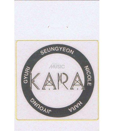 Grand Sticker Métal B1A4 001
