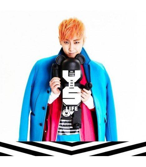 Heo Young Saeng (허영생) Mini Album Vol. 3 - Life (édition coréenne)