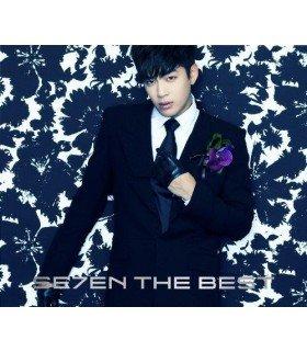 SE7EN - SE7EN THE BEST (ALBUM+DVD) (édition limitée japonaise)
