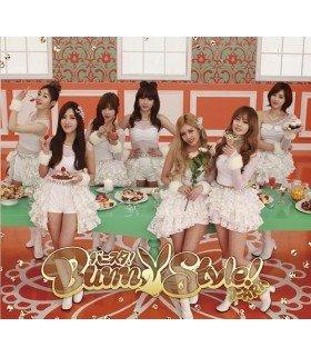 T-ara - Banisuta! (Type B) (SINGLE + DVD) (édition limitée japonaise)