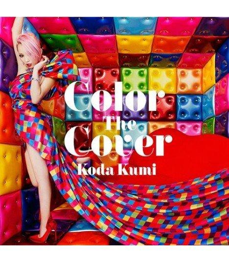 Koda Kumi (倖田來未) Color The Cover (ALBUM + DVD) (édition taiwanaise)