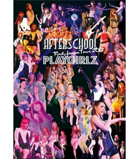 Afterschool - First Japan Tour 2012  - Playgirlz (DVD) (Edition japonaise)